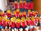 Video : Little Steps Montessori School From Bhuj Joins the Save Our Tiger Contest