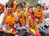 BJP's Student Wing Sweeps Delhi University Polls, Second Year Running