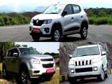 New Mahindra TUV 300, Chevrolet Trailblazer, Renault Kwid And How to Get Financing to Buy a Used Car