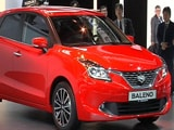 First Look: Maruti Suzuki Baleno