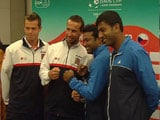 Davis Cup: India Have a Mountain to Climb vs Czech Republic