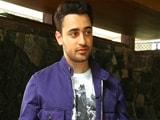 Video : ये फ़िल्म नहीं आसां : कट्टी बट्टी के हीरो इमरान खान से ख़ास मुलाक़ात