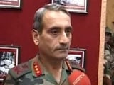 Video : Over 1,000 Terrorists Trying to Infiltrate Into India, Army Says