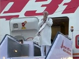 Video : PM Modi Leaves for 7-Day Tour to Ireland and US