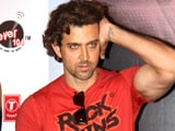 Video : Hrithik's Back Problems Back to Bother Him