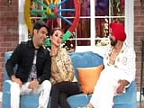 Kapil Sharma Hosts Akshay Kumar on <i>Comedy Nights</i>