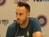 Video : Playing IPL Has Helped South Africans: Faf du Plessis