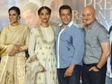 Video: Salman's Prem For Sooraj Barjatya; Rahman to Compose for ISL