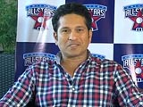 Sachin Tendulkar Wants to Promote Cricket Globally