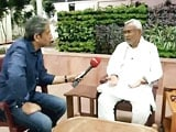 Video : 'BJP Trying to Import Beef Issue Into Bihar': Nitish Kumar to NDTV