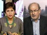 Video : I Stand in Solidarity With Writers Returning Awards: Salman Rushdie to NDTV