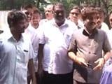 Video : 'Well Done,' Says Uddhav Thackeray to Shiv Sena's Paint Attackers