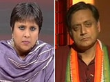 Video : Agree With Writers' Protest, Not Their Method: Shashi Tharoor to NDTV