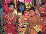 दिल्ली में रामलीला के अलग-अलग रंग, देखें- झुग्गी के बच्चों की रामलीला