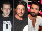 Video: Salman's Diwali Gift to SRK; Shahid is Real Life Wedding Planner