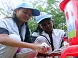 Video: Global Handwashing Day 2015