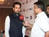 Shiv Sena's Form of Protest Against BCCI Incorrect: Anurag Thakur