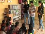 Video : In Chennai, IITians Set Up Libraries for Under Privileged Children