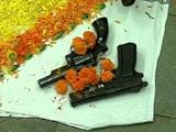Video : मुंबई में भी दशहरे की धूम, पुलिसकर्मियों ने की शस्त्र पूजा