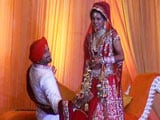 Video : Harbhajan Singh Marries Geeta Basra, Sachin is A-List Baraati