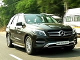 Merceds-Benz GLE Review