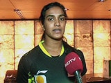 Video : 2016 Will be Tough Year, Shall Play IBL: PV Sindhu