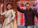 Sonam, Salman's Fun Moments With Kapil