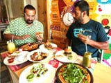 <i>Get Fit</i>: Rocky & Mayur Start Watching Their Eating Habits, Working Out