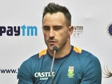 Tests vs India Will be Tough, But We Are No. 1: Faf du Plessis