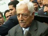 Video : PM Modi Should Follow Atal Bihari Vajpayee on Pakistan: Mufti Sayeed
