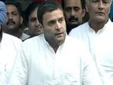 Video : पंजाब दौरे में राहुल गांधी ने किसानों से जानी उनकी समस्याएं