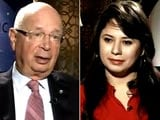 Klaus Schwab on Indian Government's Reform Process
