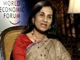 Distribution Company Reforms Positive for Banks: Chanda Kochhar