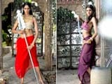 Video: Kingfisher Supermodels Assume the Role of a Warrior Princess