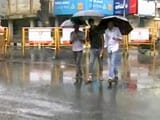 Video : No Cyclone Threat But Heavy Rain Slows Chennai