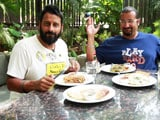 Rocky & Mayur Keep Tabs on Their Calories to <i>Get Fit</i>