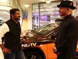 The Team Meets Lewis Hamilton and Nico Rosberg On the Great Overland Adventure