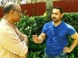 Video: Walk The Talk With Aamir Khan