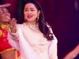 Video : Singer Alisha Chinai performs 'Made in India' at the Wembley stadium