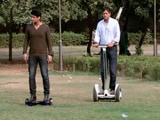 Video: Segways, Electric Scooters, Mirrorless Cameras, and More