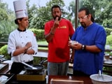 Video: Rocky & Mayur Fight Temptation to <i>Get Fit</i>