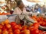 Video : 60 रुपये किलो तक बिक रहा है टमाटर, फिलहाल दाम घटने के संकेत नहीं