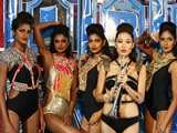 Video: Behind the Scenes Footage from Kingfisher Supermodel's Band Baajaa Set