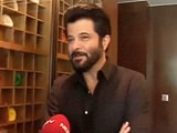 Video : Anil Kapoor 'Excited' About Meeting Dev Patel at IIFI 2015