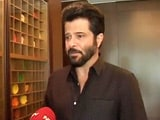 Video : Anil Kapoor 'Always Hungry' for Good Script