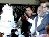 Video : समाजवादी मुलायम के शाही बर्थडे में अमर सिंह आए, तो आजम रहे नदारद