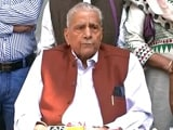 Video : सीएम अरविंद केजरीवाल पर बरसे AAP के संस्थापक सदस्य शांति भूषण