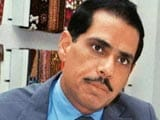 Video : I am Being Used as a 'Political Tool', Says Robert Vadra
