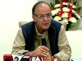 Video : Steps Taken Will Reduce Stress in Banking Sector: Jaitley