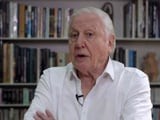 Video: 'Can't Grow Infinitely in Finite World': David Attenborough to NDTV